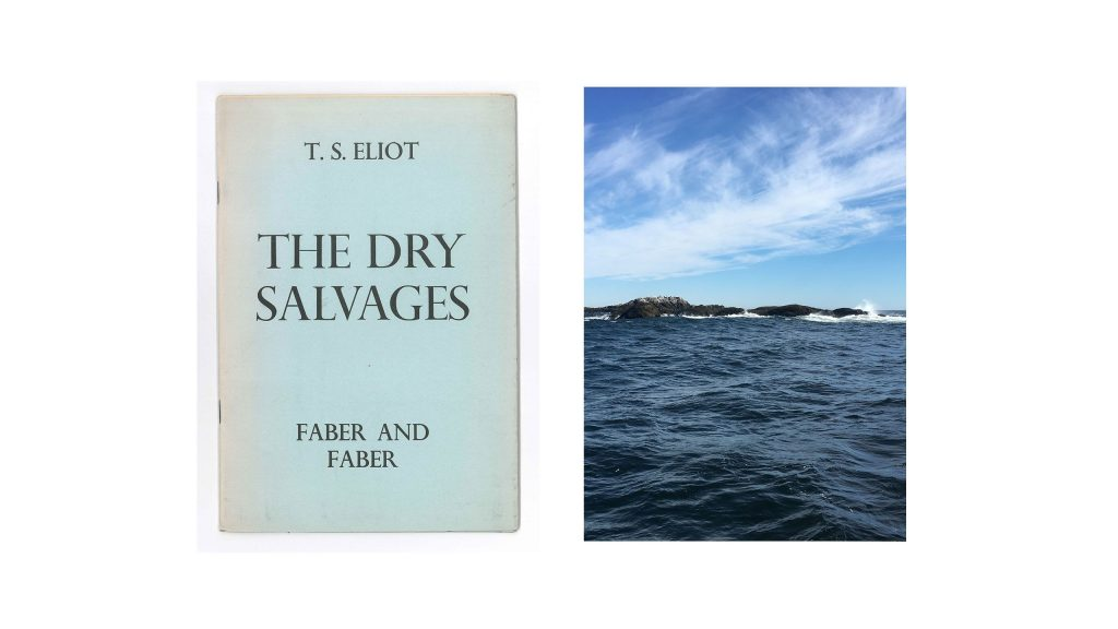 The Dry Salvages - T. S. Eliot